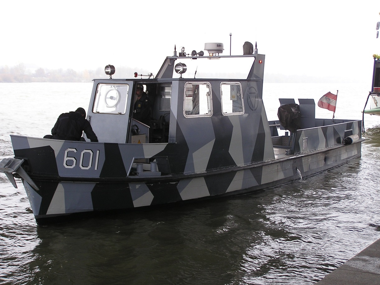 Patrolboat OBERST BRECHT