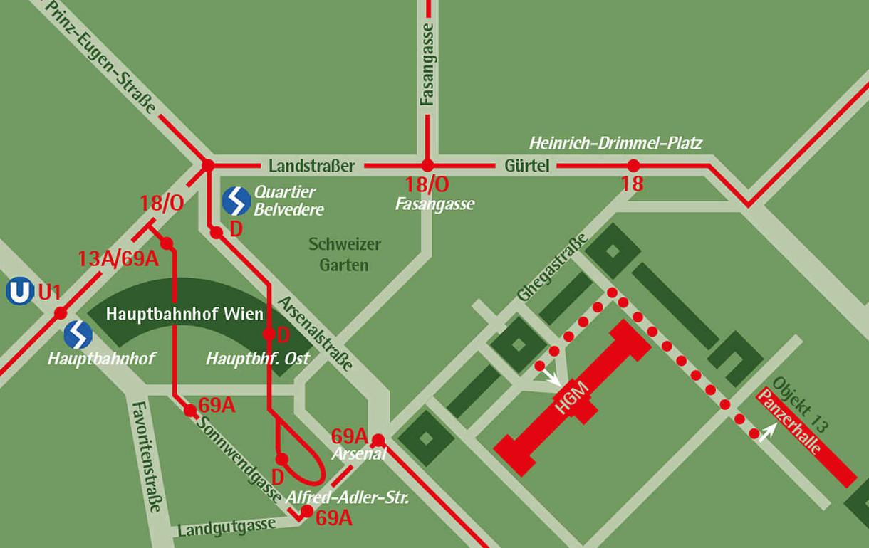 HGM Karte