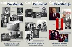Collage mit Fotos von Carl Szokoll.