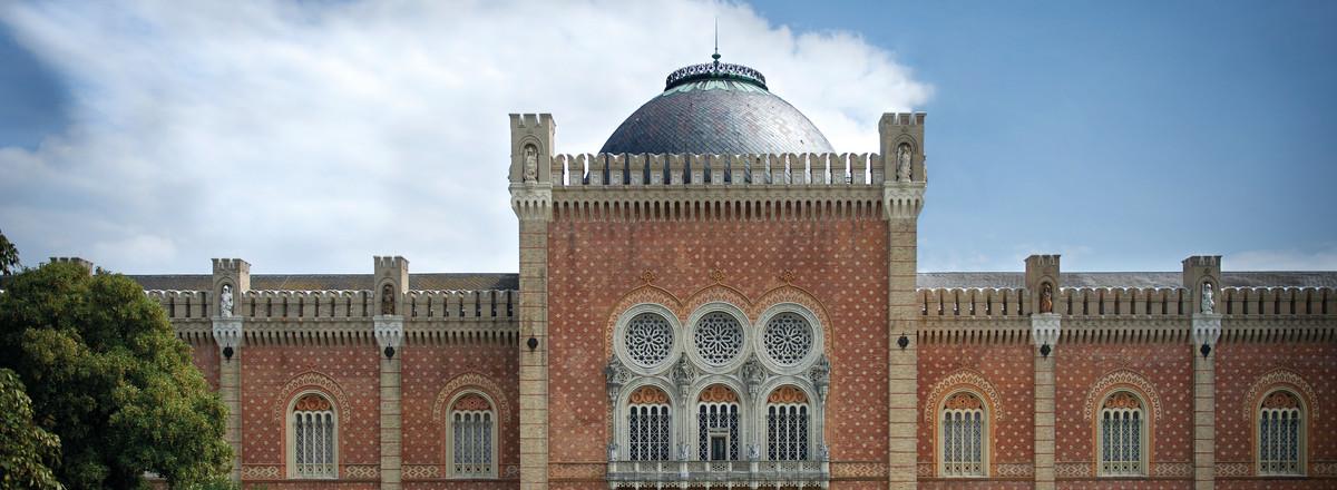 Frontfassade des Heeresgeschichtlichen Museums